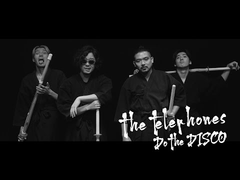 the telephones -「Do the DISCO」MV