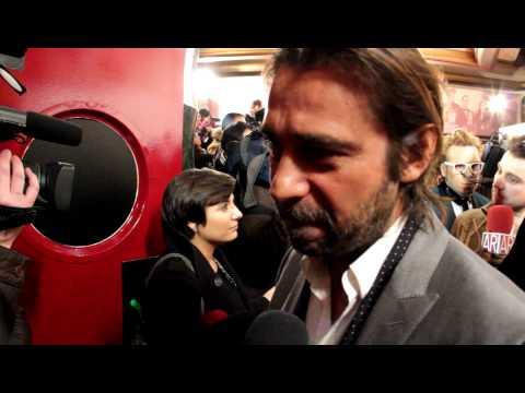 Jordi Moya en la premiere de 'Volver a nacer'