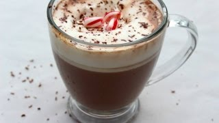 {hot Chocolate Recipe} Spiked Hot Chocolate By Cookingforbimbos.com
