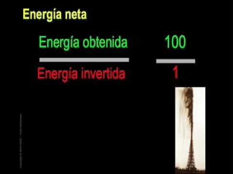 El Crash Course Capítulo 17b - Economía de la energía