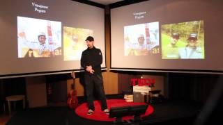 Lepote življenja: Tomi Meglič at TEDxParkTivoliED