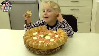 Пицца как чикагская, или пирог с сырами готовим дома  Вкусно, не оторваться