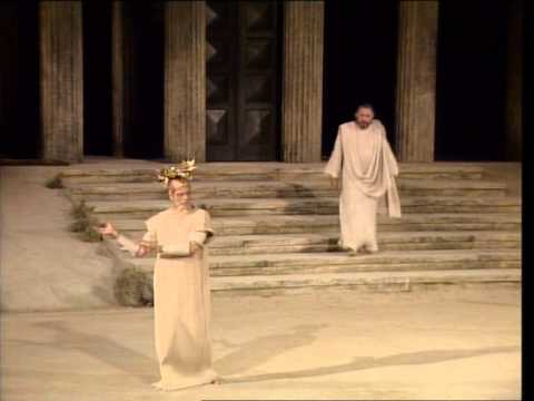 PHOENICIAN WOMEN Stratos Tzortzoglou - Part 3