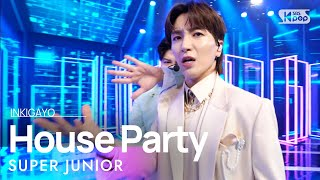 Download SUPER JUNIOR(슈퍼주니어) - Intro + House Party @인기가요 inkigayo 20210321