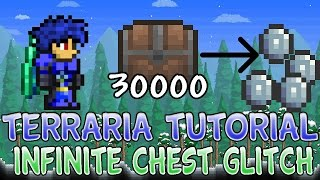 [TUTORIAL] Unlimited Chest/Coins Glitch For Terraria 1.2.4 Ios/Android 2016