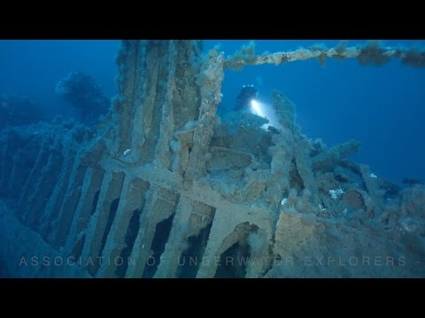 Deep water mystery off Florida - the