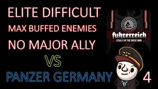 Hearts of Iron 4 - Hardest Possible Game - Fuhrerreich - Germany - Part 4