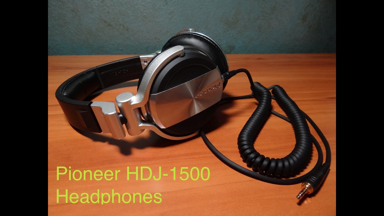 Pioneer HDJ-1500 Black Gold