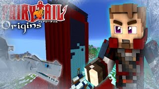 WHERE ARE MY DRAGONS?!?! - Minecraft FAIRY TAIL ORIGINS #27 (Modded Minecraft Roleplay)