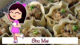 Scrumptious Pork & Shrimp Shu Mai