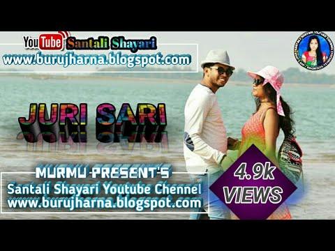 SANTALI SHAYARI - Juri Sari Kanj Me Gate Hana Janam re    Desing & Voice By - Somnath Murmu