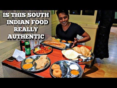 🇩🇪 South Indian Restaurant | Hotel Saravana Bhavan in Frankfurt - Indian in Germany