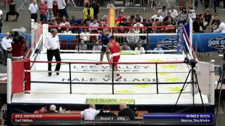 Haringey Box Cup Live Finals - Kyle Haywood v. Ahmed Rossi