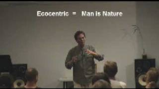 Anthropocentric vs Ecocentric Reality