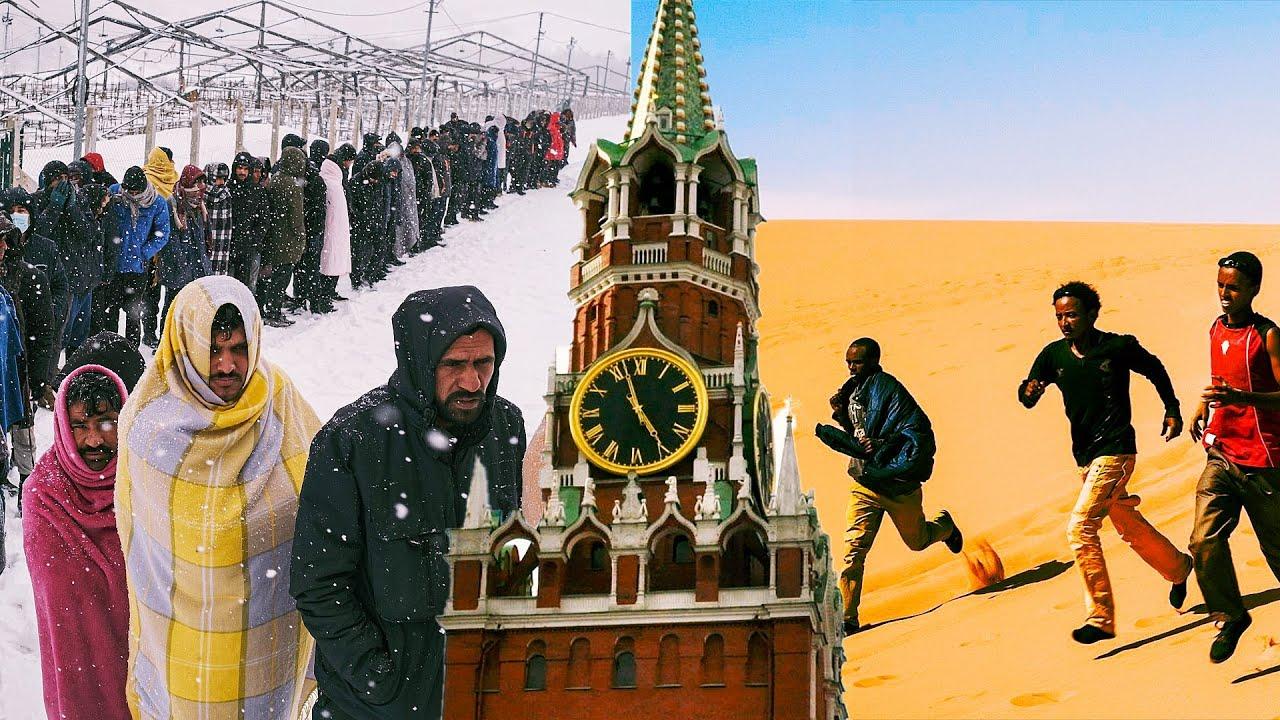 Климатические мигранты появятся в России