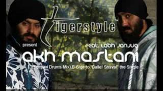 Akh Mastani (Punjabi Drums Mix - Promo)