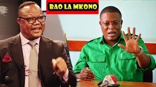Nape Nnauye Ajutia 'BAO LA MKONO' akubali Siasa si Ugomvi na hakuna CCM imara kama hakuna upin
