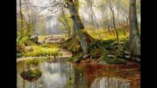 Peder Mork Monsted 1859 - 1918 ( tranh tham khao ) - trancongdat