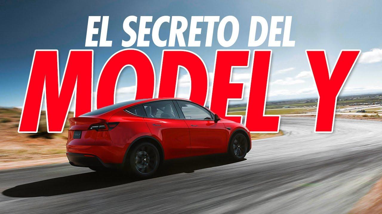 EL SECRETO DEL TESLA MODEL Y, LE DA MÁS AUTONOMÍA 🔋🤫 | Eduardo Arcos