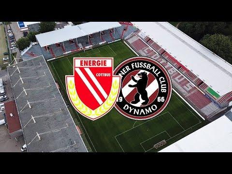 Stadion der Freundschaft, Energie Cottbus - BFC Dynamo | 17.09.17 - Stimmungsvideo