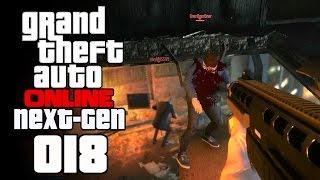 GTA ONLINE NEXT-GEN | #018 | Die Einnahme vom FIB-Gebäude [HD] Let