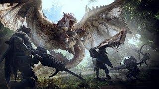 LIVE : Monster hunter world EP 1 ลองเล่นเฉยๆ เล่นยันหว่าง !
