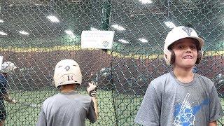 ☀️ Baseball Summer Hitting Practice ⚾️