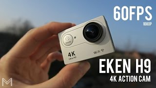eken h9 test footage 1080p60   new firmware 160309ly