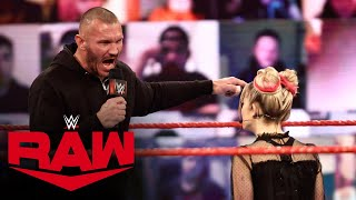 Alexa Bliss' burning question for Randy Orton: Raw, Dec. 28, 2020