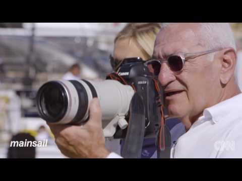 CNN Mainsail, Shirley Robertson - Behind the lens with Carlo Borlenghi