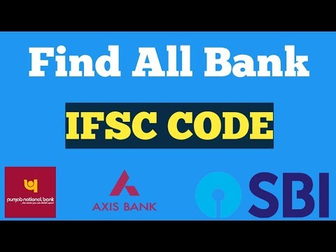 How To Search IFSC CODE ! Ifsc Code Sbi !