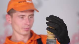 Odstraniti Blažilnik BMW - video vodič