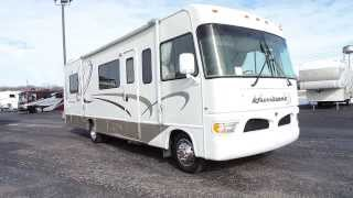 Very Nice Clean 31' 2003 Four Winds Hurricane 30Q Ford V10 Only 26K Miles!!