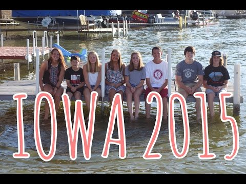 IOWA 2015 | Travel Diary