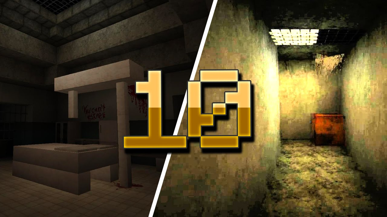 Top 12 SCARIEST Minecraft Mods & Horror Maps (Scariest Maps and Mods)