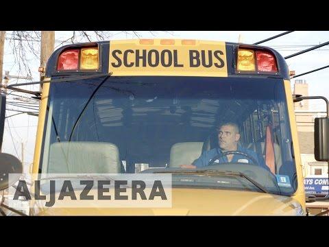 US sanctuary schools: Districts defy immigration official