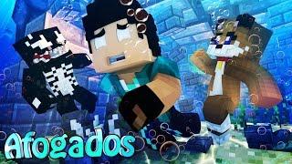 Minecraft AFOGADOS : O TÚNEL DESMORONOU !!! #03 thumbnail