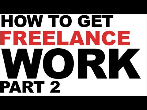 How To Get Freelance Illustration Work - Part 2