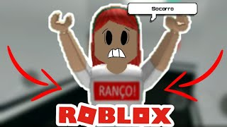 Roblox:ME DEIXARAM PARA TRÁS! Flee The Facility