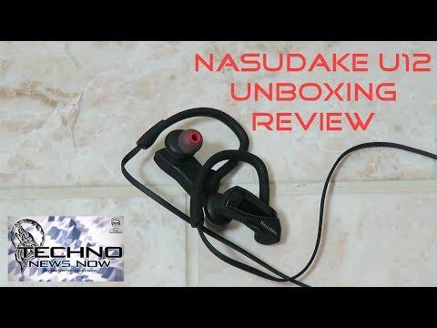 nasudake-u12-stereo-earphones-ipx7-waterproof-sweatproof-review-|-best-bluetooth-earphones???