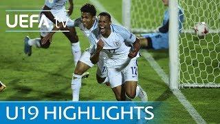 Video Gol Pertandingan Inggris U-19 vs Republik Ceko U-19