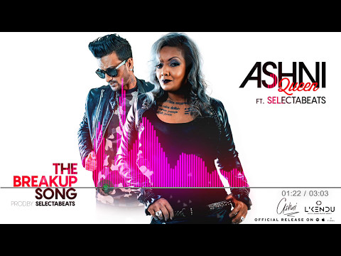 THE BREAKUP SONG (COVER) - ASHNI FT. SELECTABEATS