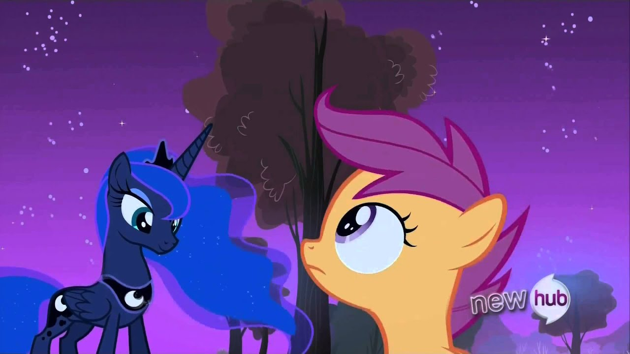 Princess Luna In Scootaloo S Dream Youtube Scootaloo becomes part of the washouts (the washouts) | mlp: princess luna in scootaloo s dream