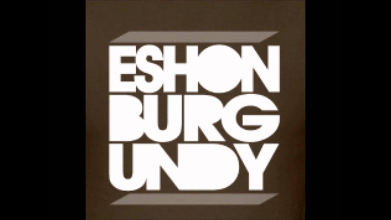 eshon burgundy street runner