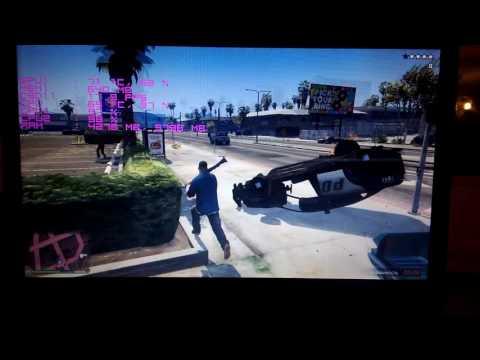 GTA Online - сетевая игра в GTA 5 онлайн