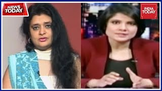 Padmaja Joshi Vs BJP Leader Over Attack On India Today Reporter In Sabarimala | News Today