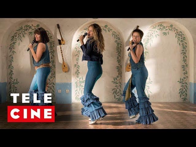Mamma Mia! Lá Vamos Nós de Novo | Trailer | Telecine