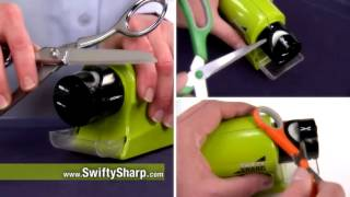 Swifty Sharp Commercial - As Seen On Tv