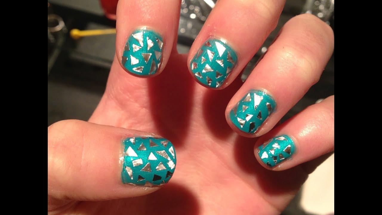 Aluminum foil nails youtube prinsesfo Images
