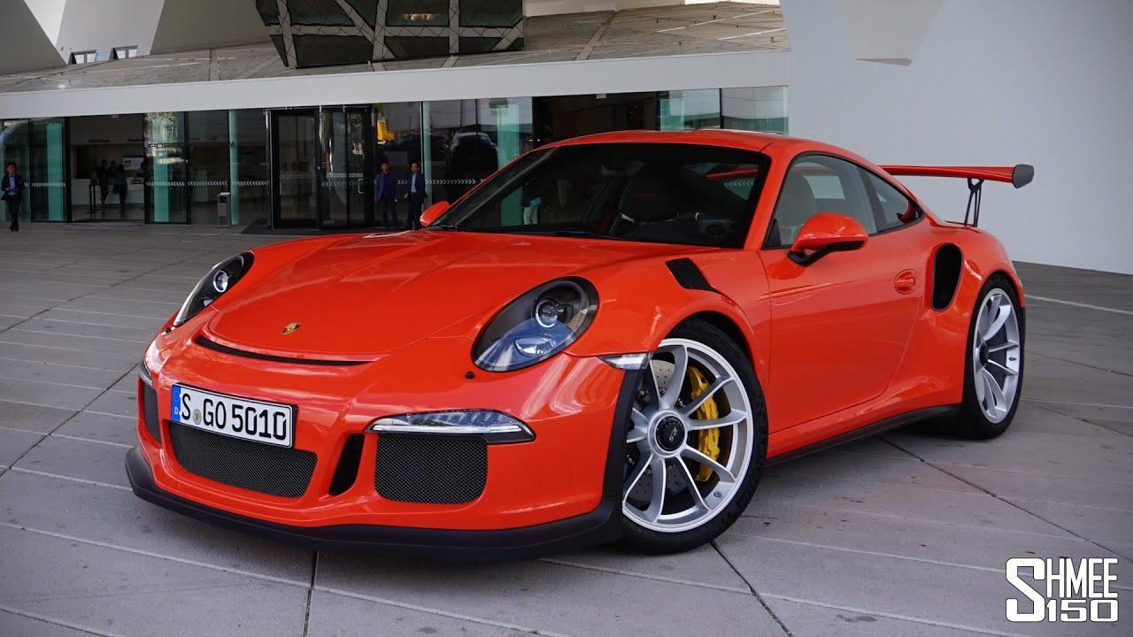 Collecting a Porsche 991 GT3 RS [X6 Tour Episode 09]  YouTube